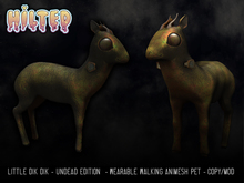 HILTED - Little Dik Dik - Undead Edition