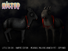 HILTED - Little Dik Dik - Vampire Edition