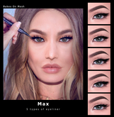 P O E M A - Max Eyeliner (wear to unpack)