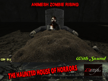 Animesh Zombie Rising with Sound
