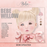 Bebe Willow Bento Head 2.0