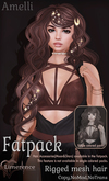 {Limerence} Amelli hair-Fatpack