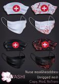 [^.^Ayashi^.^] Nurse Headdress&Mask