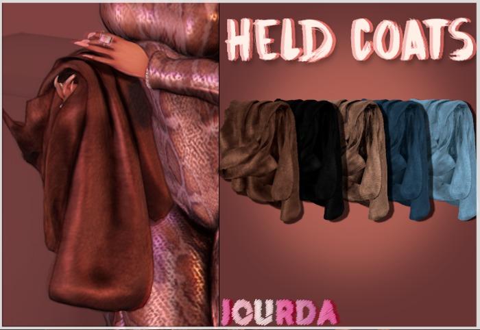 Jourda x Held Coats