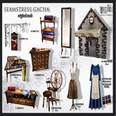 PPK Seamstress gacha - Table