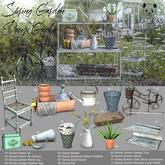 03 Spring Garden Water Jug