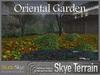Skye Terrain Textures - Oriental Fall Garden - 96 Full Perms Textures