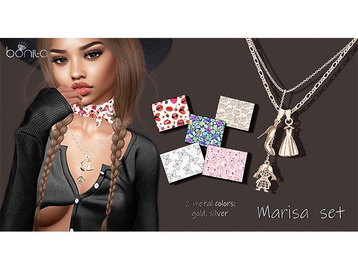 *Bonita* Marisa set