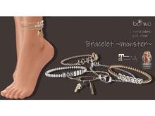 *Bonita*  bracelet ~monster~ (Legacy, Maitreya)