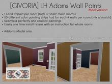 [GIVORIA] - LH Adams Paint Walls Mod Version