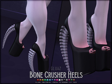 glutz . bone crusher heels
