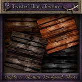 ~TTT~ Nighty & Thorne's Twisted Hardwood Floors