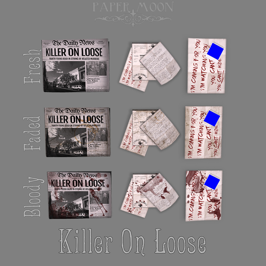 *pm* Survival Notes: Killer On Loose