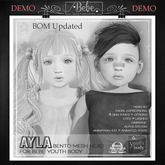 {Bebe} Youth Ayla Bento Head DEMO