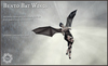 Jinx  bento bat wings   poster