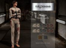 """KiB Designs - Asylum Outfit MALE """"Wear"""""""