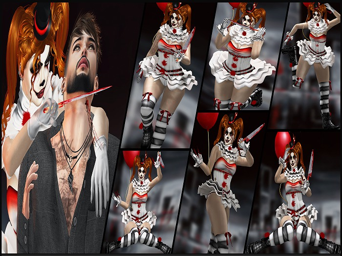 Fattpack Jess Pose Bento Halloween*