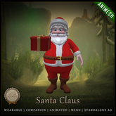 [C] Animesh Follower - Tiny Santa Claus (Wear)