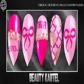 {BK} Breast Cancer Ochoa Bento Nails V2 (ADD ME)