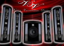 TIME PROMO Vv Design - JBL Speaker [PrestiGe Set]
