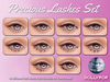 ~Dollypop~ Precious Lashes For Genus - 10 Styles - Tintable