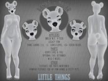 Little Things: Bear // Polar
