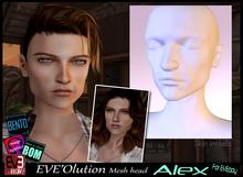 *!* EVE'Olution ALEX Mesh head BOM Bento