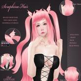 {PL} Seraphina Hair {Pinks Pack}