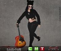 ::R&P::Pose - Guitar Girl 01