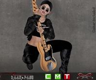::R&P::Pose - Guitar Girl 03