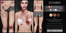 Izzie's - Zombie (female version)