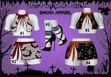 The Pumpkin HUNT - #4
