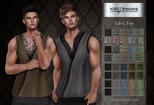 "KiB Designs - Edric Top ""Wear"""