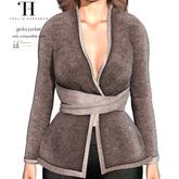 Thalia Heckroth - Giulia jacket (MAITREYA) NUDE