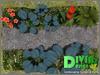 Romantic garden path 05