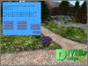 Romantic garden path 10