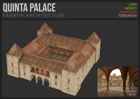 :Fanatik Architecture: QUINTA PALACE – mesh Mediterranean Villa / Palace