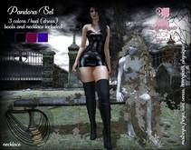 [EN] Pandora Set - hud 3 Colors