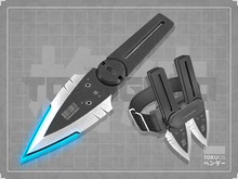 T. Throwing Knives (Boxed)