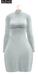 BUENO-Fly Dress-White