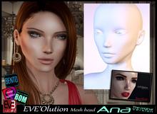 *!* EVE'olution Head mesh ANA
