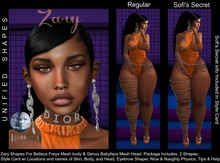 Zary shapes (Belleza Freya Body - Genus Babyface Head) by :.Unified.: