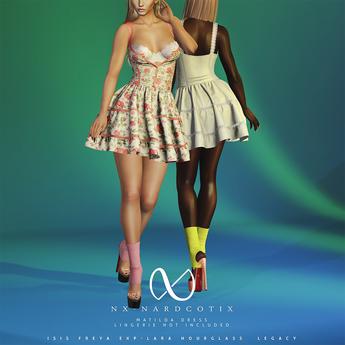 NX-Nardcotix Matilda Dress Full Pack