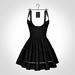 NX-Nardcotix Matilda Dress Black