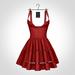 NX-Nardcotix Matilda Dress Red