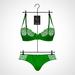 NX-Nardcotix Matilda Lingerie Emerald