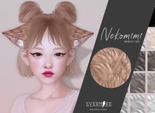 EVERMORE. [ nekomimi - animated.ears ] - MONOTONE - wear me