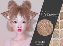 EVERMORE. [ nekomimi - animated.ears ] - BLOND - wear me
