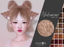EVERMORE. [ nekomimi - animated.ears ] - FATPACK - wear me