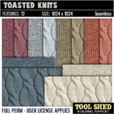 Tool Shed - Toasted Knits